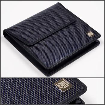 (NEW) - Eidolic E-SXBAG - Premium blue filament carbon fiber cable bag
