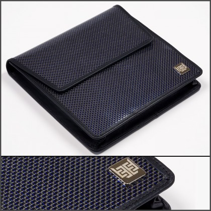 (NEW) - Eidolic E-SXBAG - Premium blue filament carbon fiber cable bag