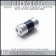 Eidolic E-SX4 Silver with blue tint carbon Y split / cable splitter (diyer)