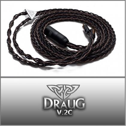 *new release* Draug 2C - 4x20awg copper occ litz - Tri-multiconductor - cotton core - 2016 model
