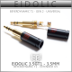 *NEW* - Eidolic E3.5GT1 - 3.5mm Extended for Beyerdynamic T1 gen 2 / Universal headphone 3.5mm connector